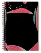 Electric Lingerie Spiral Notebook