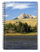 Electric Peak 1 Spiral Notebook