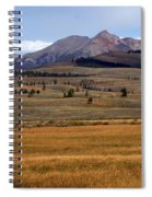 Electric Peak 2 Spiral Notebook