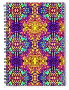 Eastern Promise Spiral Notebook