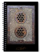 Electric Smiles Spiral Notebook