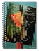 Electric Tulip 2 Spiral Notebook