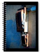 Electrical Box Spiral Notebook
