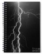 Electrical Pulsation-signed-#039 Spiral Notebook