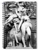 Electricity, Paris Exposition, 1889 Spiral Notebook