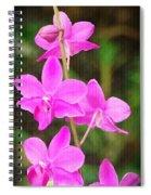 Elegance In Nature Spiral Notebook