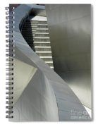 Elegance Of Steel And Concrete Spiral Notebook