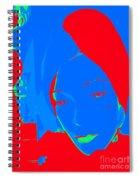 Elegant Eloise Spiral Notebook