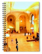 Elegant Entrance Spiral Notebook