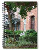 Elegant Retreat In Tampa Spiral Notebook