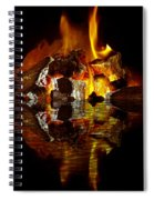 Element Reflections Spiral Notebook