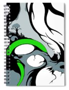Elemental Spiral Notebook
