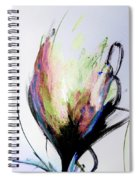 Elemental In Color Abstract Painting Spiral Notebook