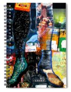 Elements - Earth Spiral Notebook