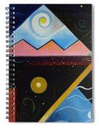 Elements Of Light Spiral Notebook