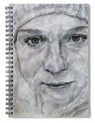 Unknown, Portrait Spiral Notebook