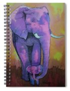 My Elephant   Spiral Notebook