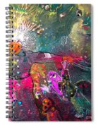 Elephant Man Spiral Notebook