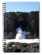 Elephant Rock Spiral Notebook