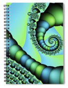 Elephant's Trunk Spiral Notebook