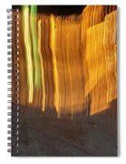 Eletric Fence Spiral Notebook