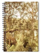 Elevated Country Spiral Notebook