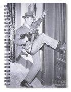 Eliot Ness Spiral Notebook