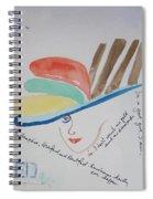 Eliza Spiral Notebook