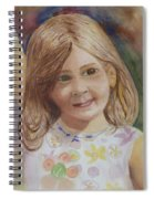 Elizabeth Spiral Notebook