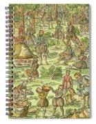 Elizabeth I, 1533-1603 Spiral Notebook