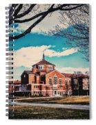 Elizabeth Seton Shrine Spiral Notebook