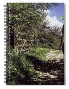 Eliza's Walk In The Countryside. Spiral Notebook