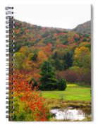 Elk Country Pennsylvania Spiral Notebook