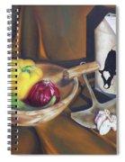 Elk Creek Kitchen Spiral Notebook