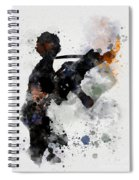 Ellen Ripley Spiral Notebook