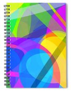 Ellipses 10 Spiral Notebook