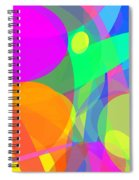 Ellipses 12 Spiral Notebook