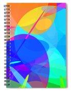 Ellipses 15 Spiral Notebook