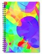 Ellipses 16 Spiral Notebook
