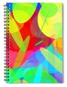Ellipses 18 Spiral Notebook