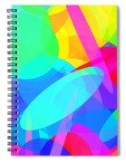 Ellipses 19 Spiral Notebook