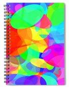 Ellipses 20 Spiral Notebook