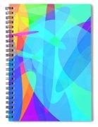 Ellipses 7 Spiral Notebook