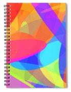 Ellipses 9 Spiral Notebook