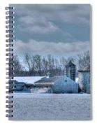 Elma Barn 14944a Spiral Notebook