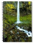 Elowah's Elegance Spiral Notebook