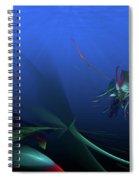 Elusive North Western Spiny Fish Spiral Notebook