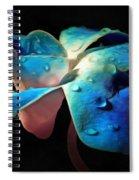 Elusive Orchid Spiral Notebook