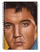 Elvis 24 1965 Spiral Notebook
