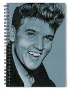 Elvis Is Back Spiral Notebook